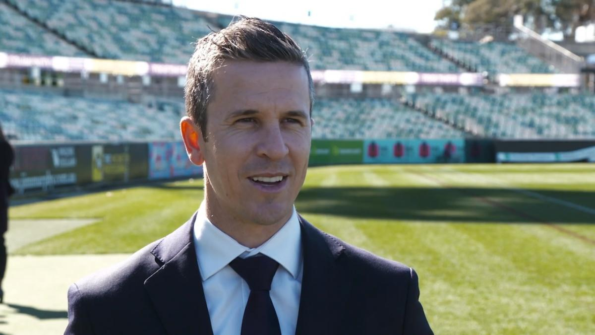 Matt McKay On Caltex Socceroos Return To Canberra