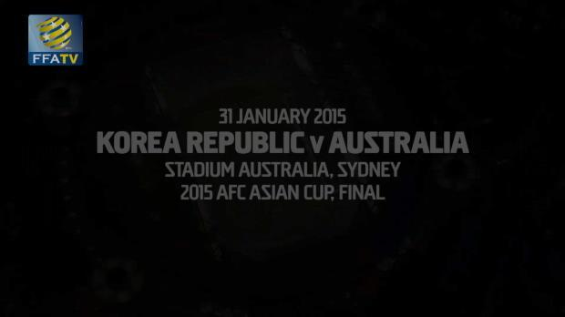 FFA TV | The story of the Asian Cup final