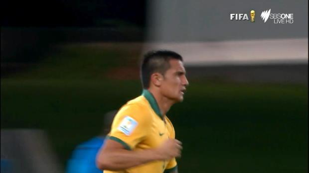 FFA TV | Cahill's Socceroos goals pt2