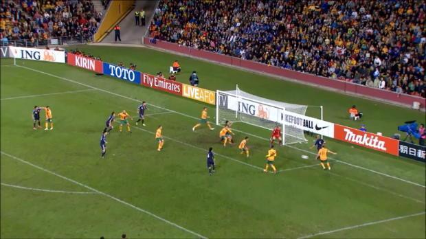 Socceroos v Japan goal fest