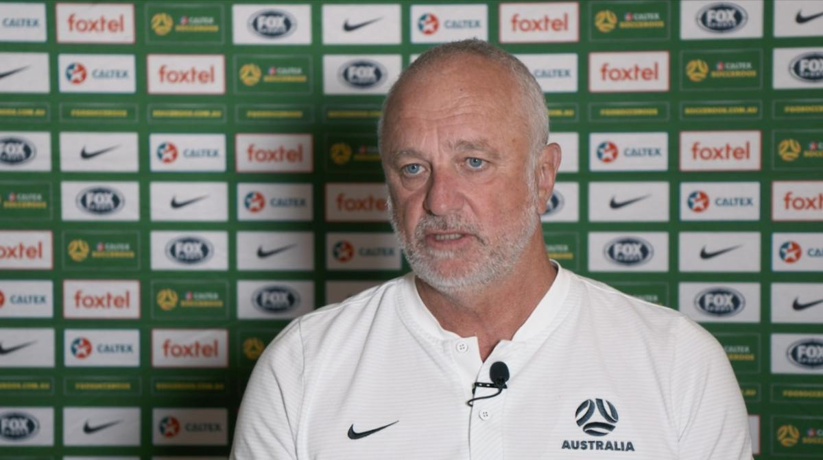 Graham Arnold on the start of the road to Qatar