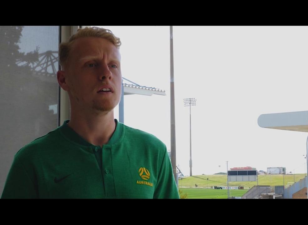 Tom Glover & George Blackwood Preview Australia U-23s v New Zealand U-23s