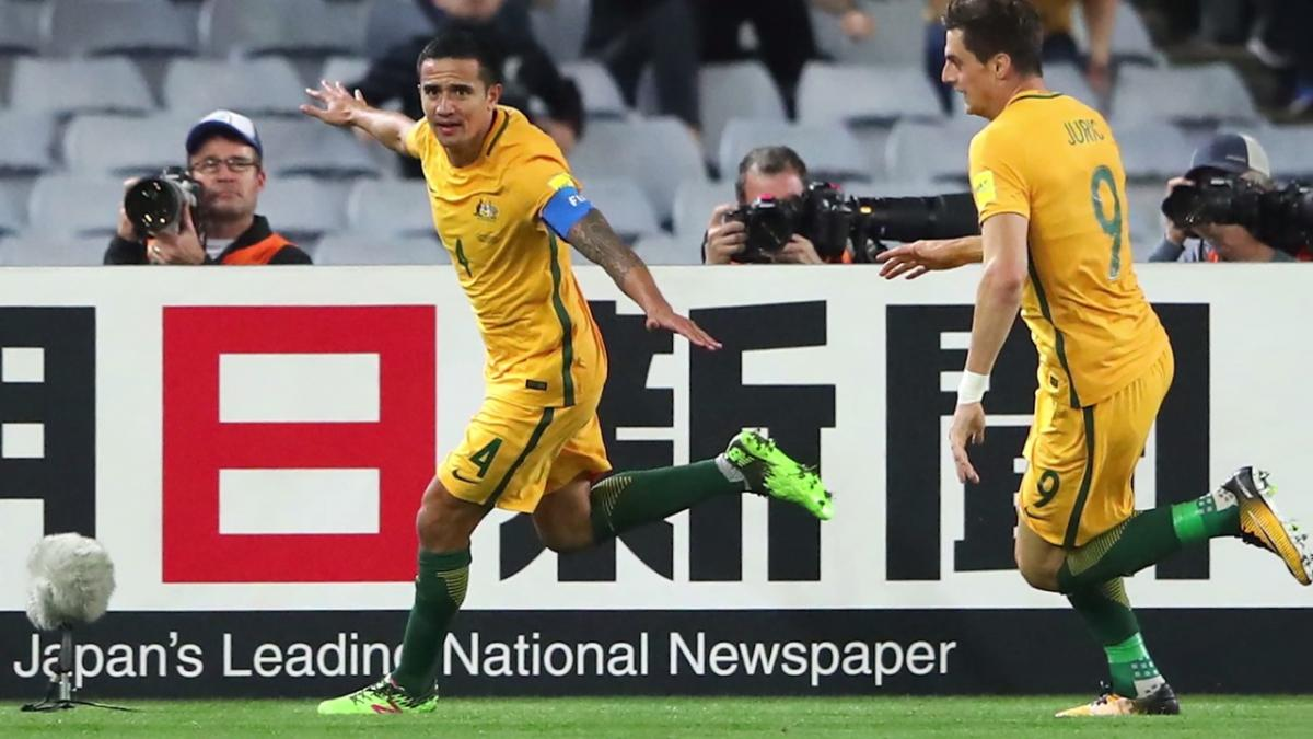 Extra Time: Tim Cahill