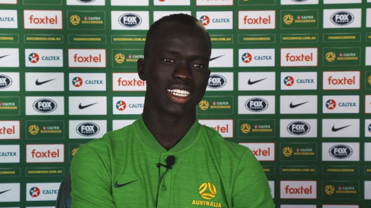 Awer Mabil Ready For Socceroos Responsibility