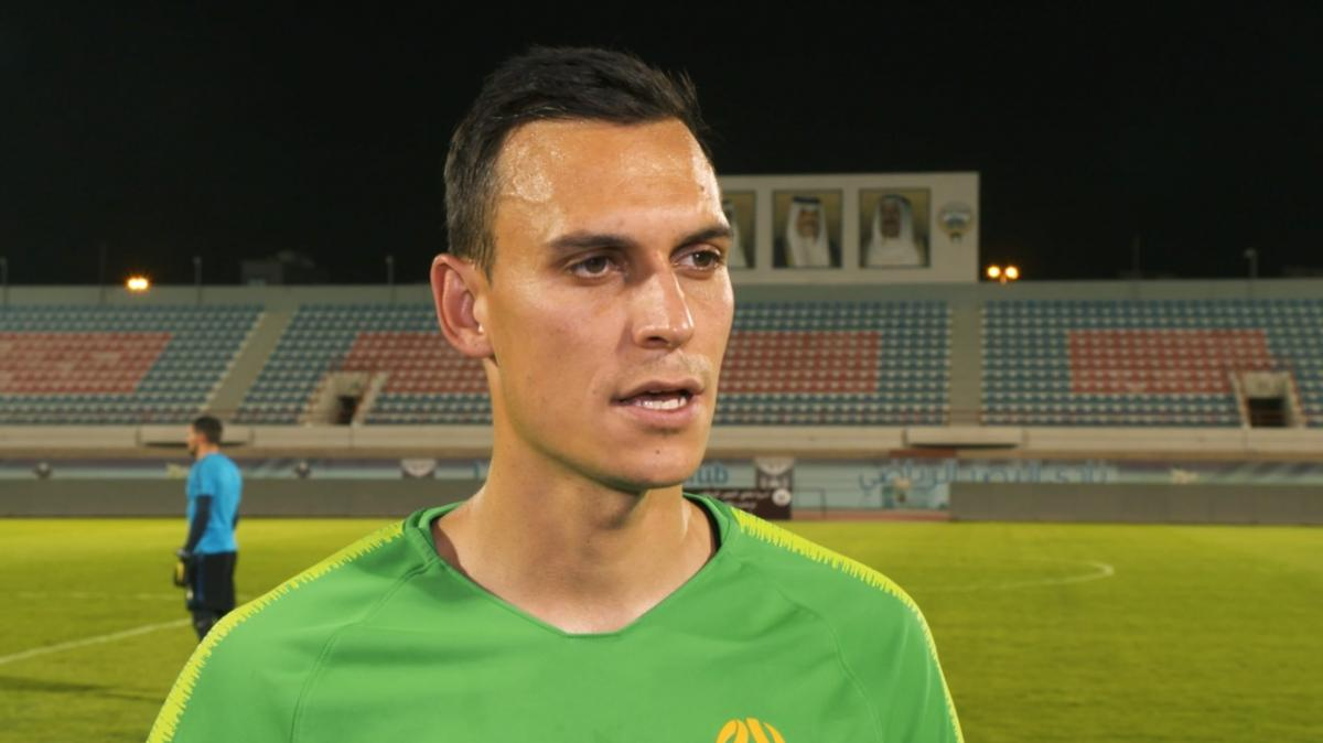 Trent Sainsbury On Preparations In Kuwait