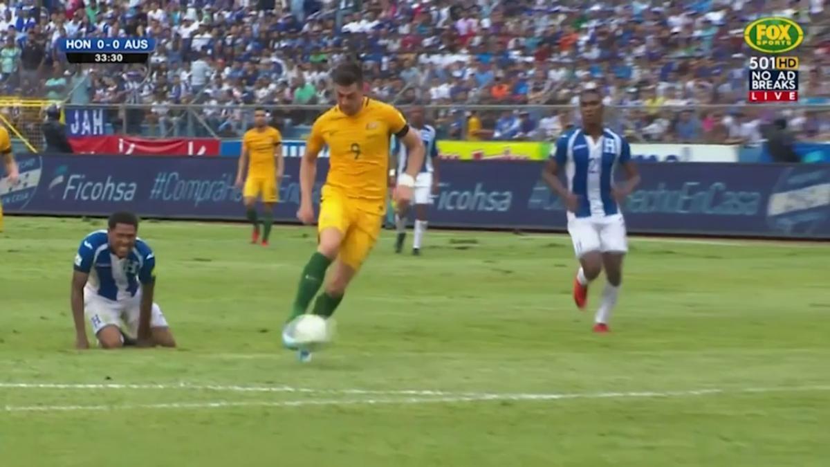 Full Time Highlights: Honduras v Socceroos