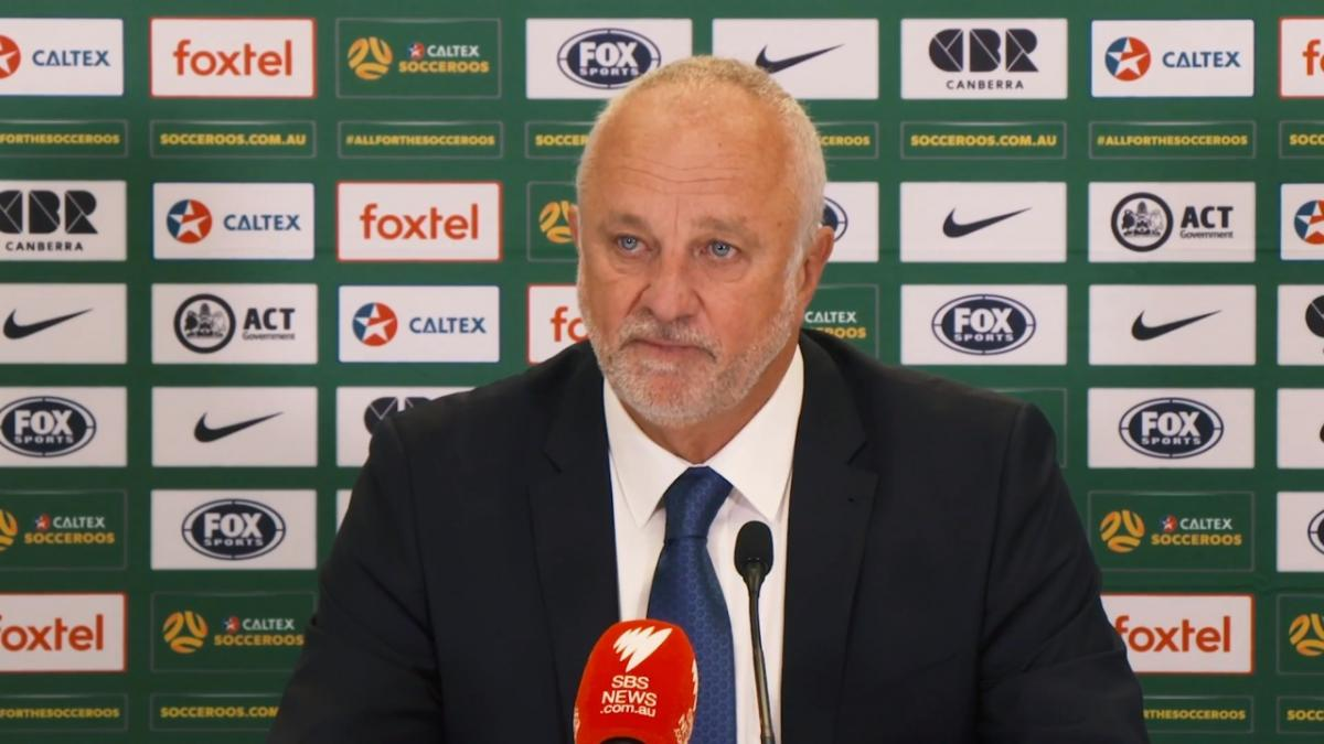 Press Conference: Graham Arnold On Squad For Nepal and Chinese Taipei