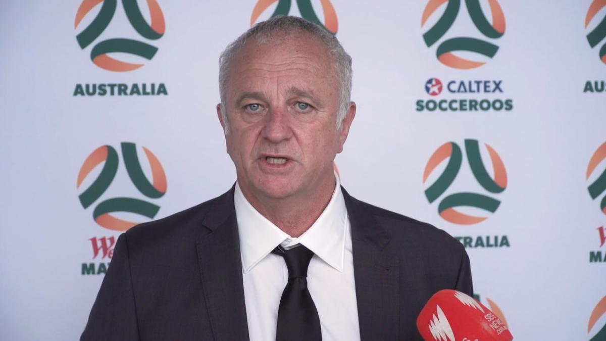 Graham Arnold looking towards Asian Cup