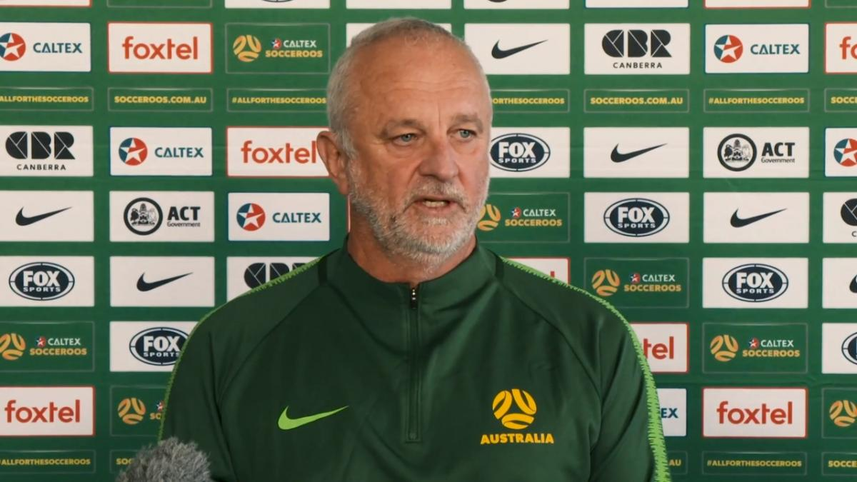 Pre-Match Press Conference: Caltex Socceroos v Nepal