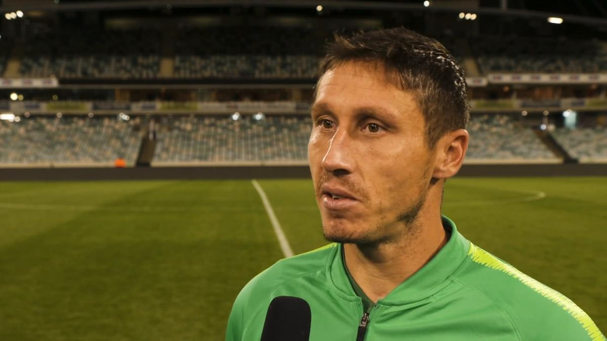 Mark Milligan on win against Nepal