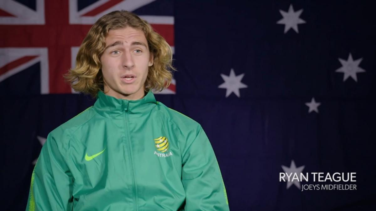 Joeys ready for FIFA U-17 World Cup™