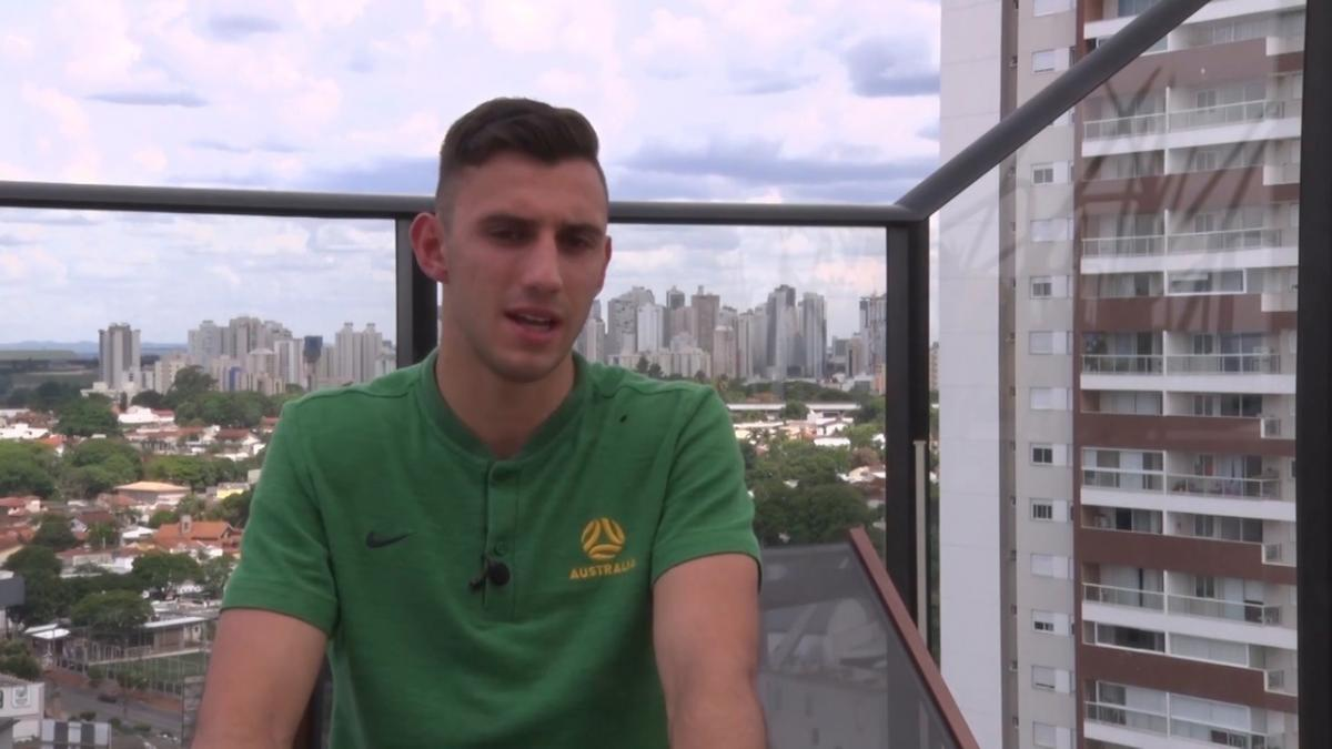Adam Pavlesic Shares His Thoughts On 'World Cup Fever'