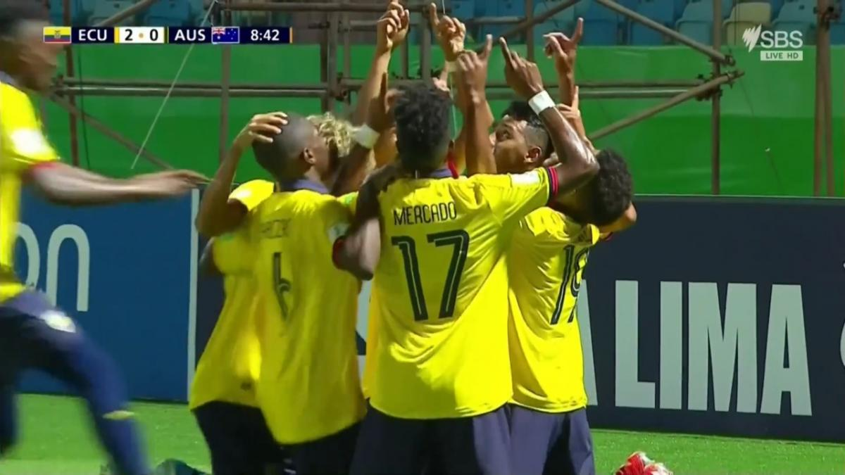 Highlights: Australia v Ecuador | FIFA U-17 World Cup