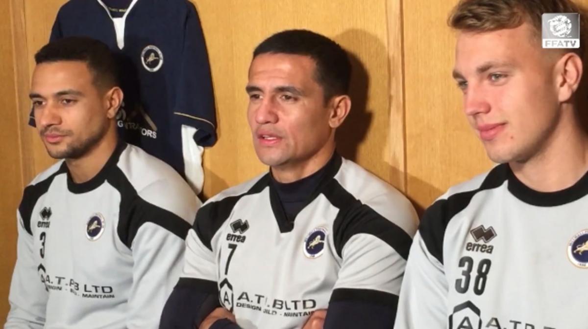 Interview: Millwall's three Aussies
