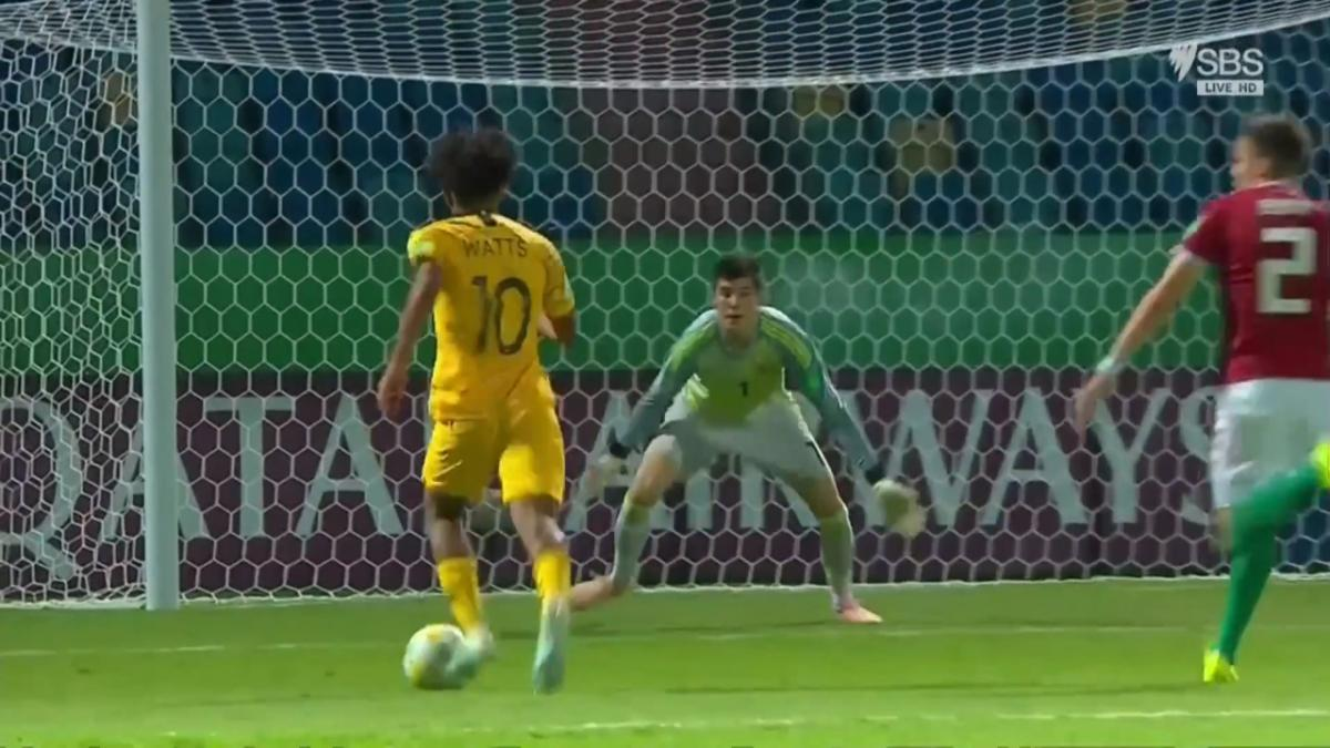 Highlights: Australia v Hungary | FIFA U-17 World Cup