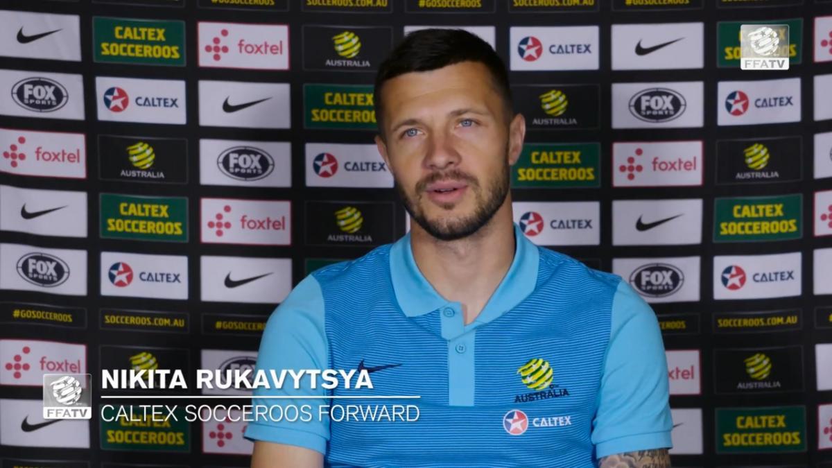 One on One: Nikita Rukavytsya