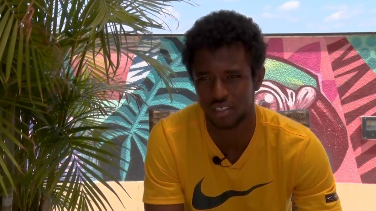 Abdulahi grateful to represent Joeys at FIFA U-17 World Cup