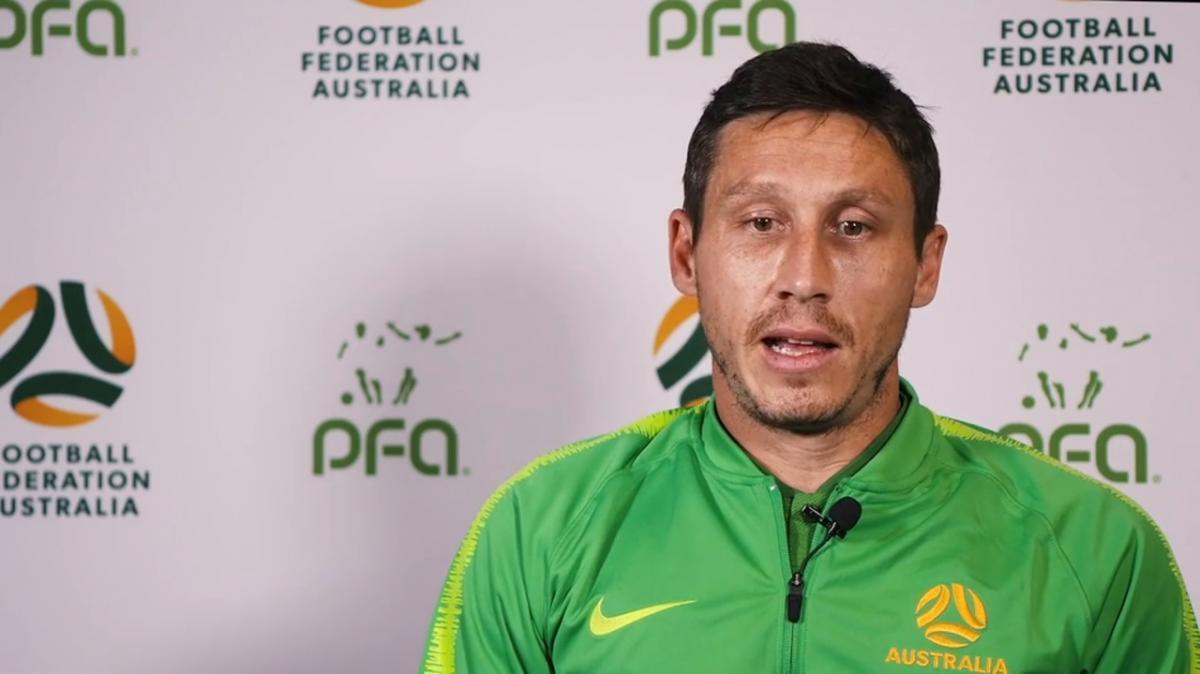 Caltex Socceroos captain Mark Milligan on the historic CBA announcement