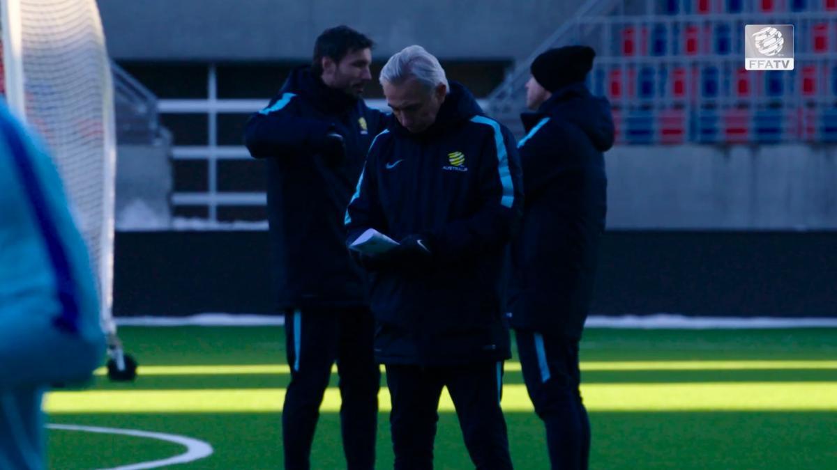 Training time vital: van Marwijk