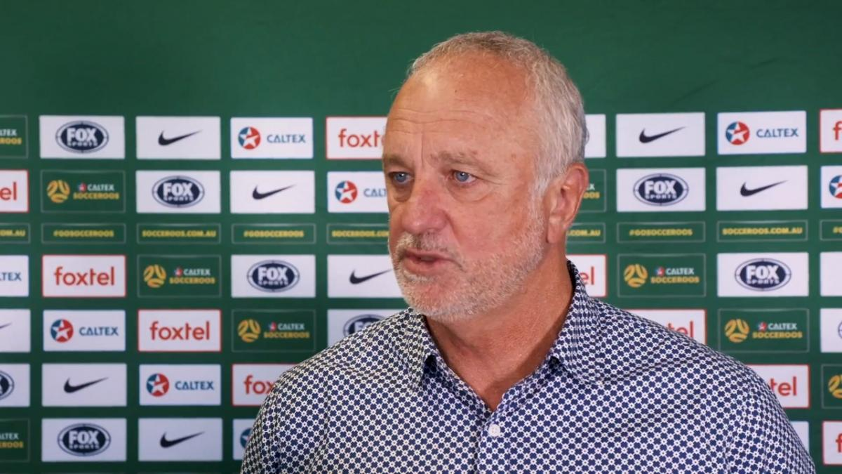 Graham Arnold on squad selected for Jordan