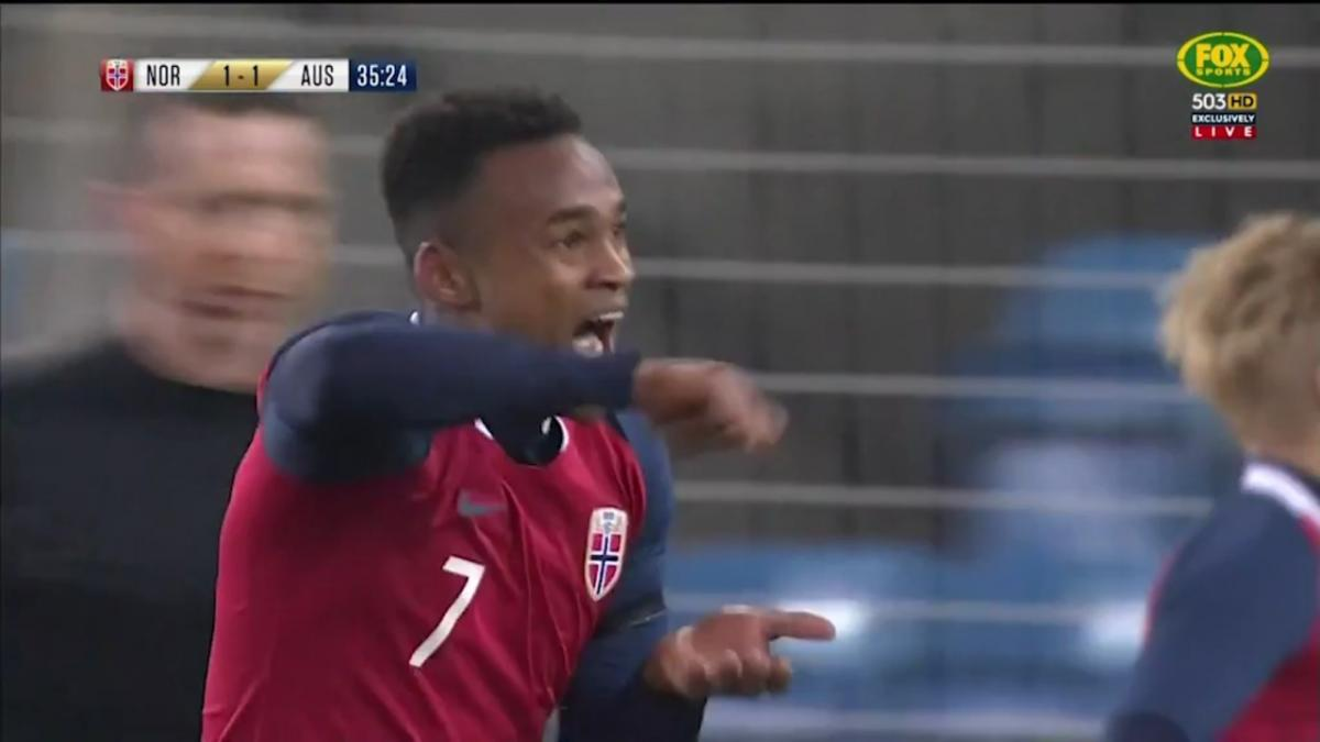 Full-time Highlights: Norway 4-1 Australia