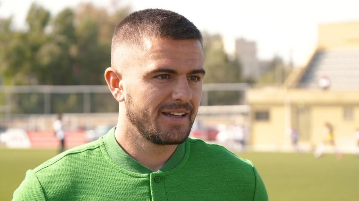 Josh Risdon on return to Caltex Socceroos camp