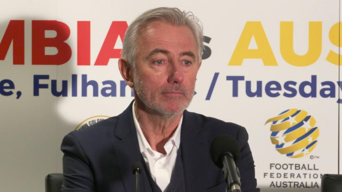 Presser: Bert van Marwijk full press conference