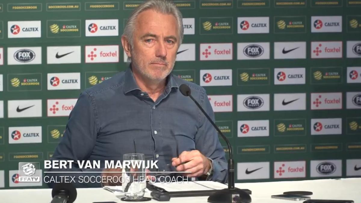 Presser: Van Marwijk announces preliminary squad