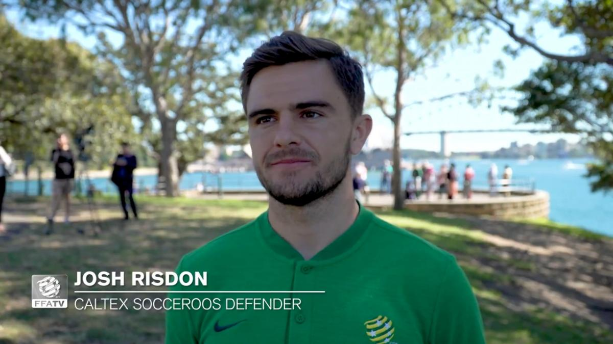 One-on-one: Josh Risdon after preliminary squad announcement