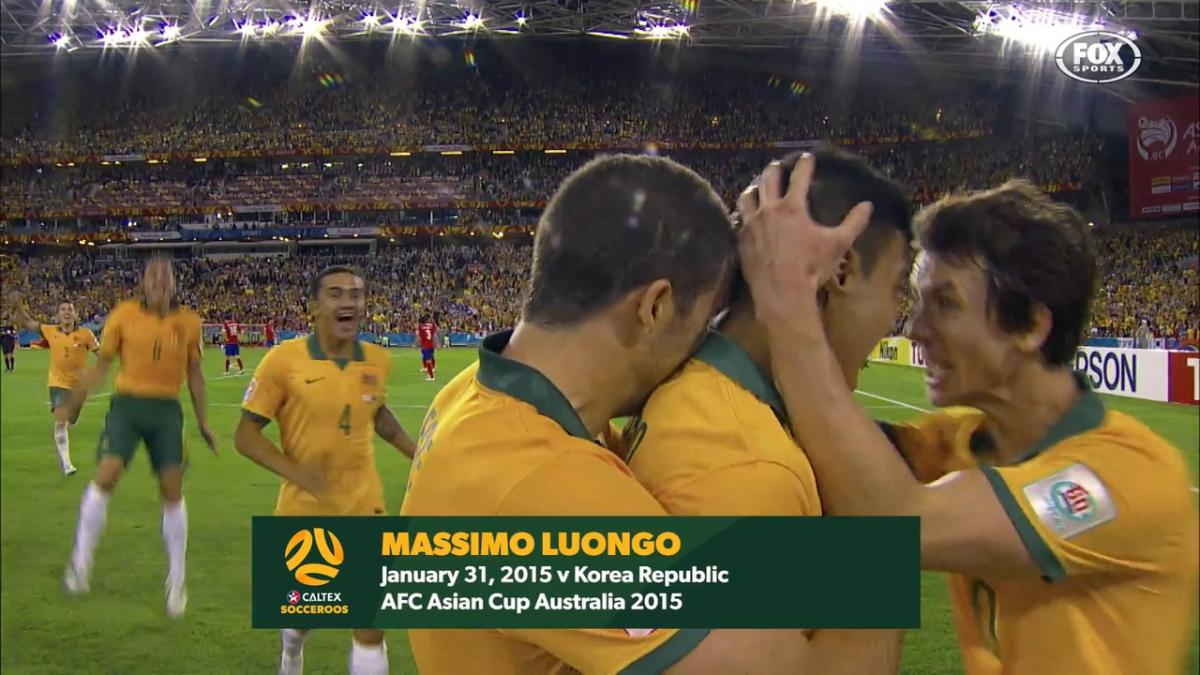 Caltex Socceroos: Best goals of the decade