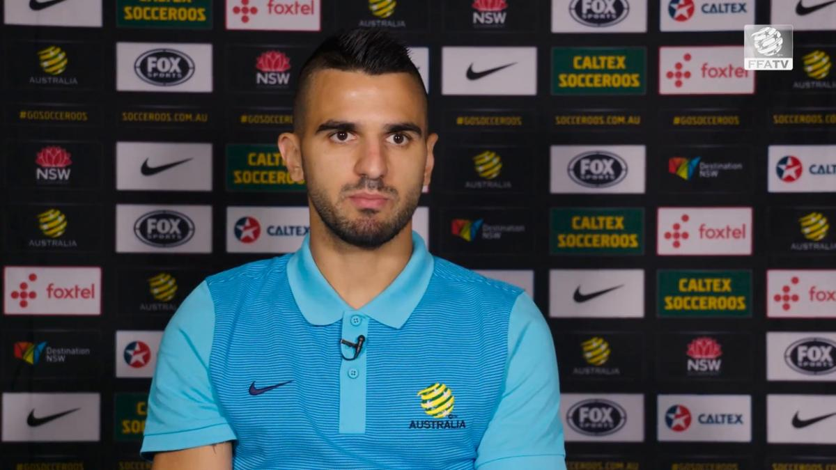 Behich excited by Honduras challenge