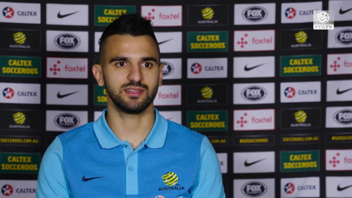 Exciting times ahead for Socceroos: Behich