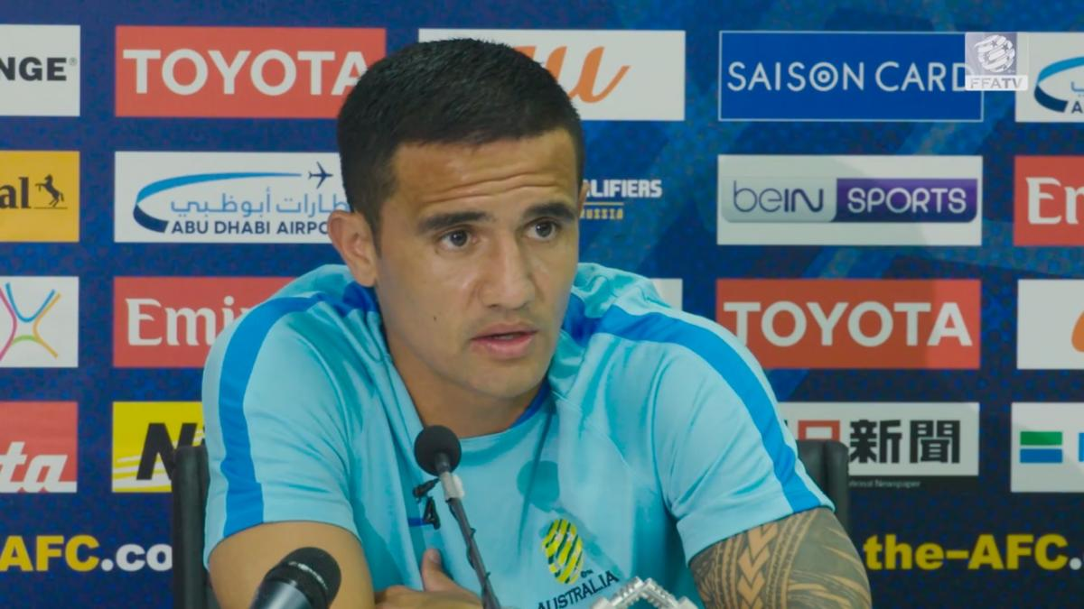 We want to dictate the game: Cahill