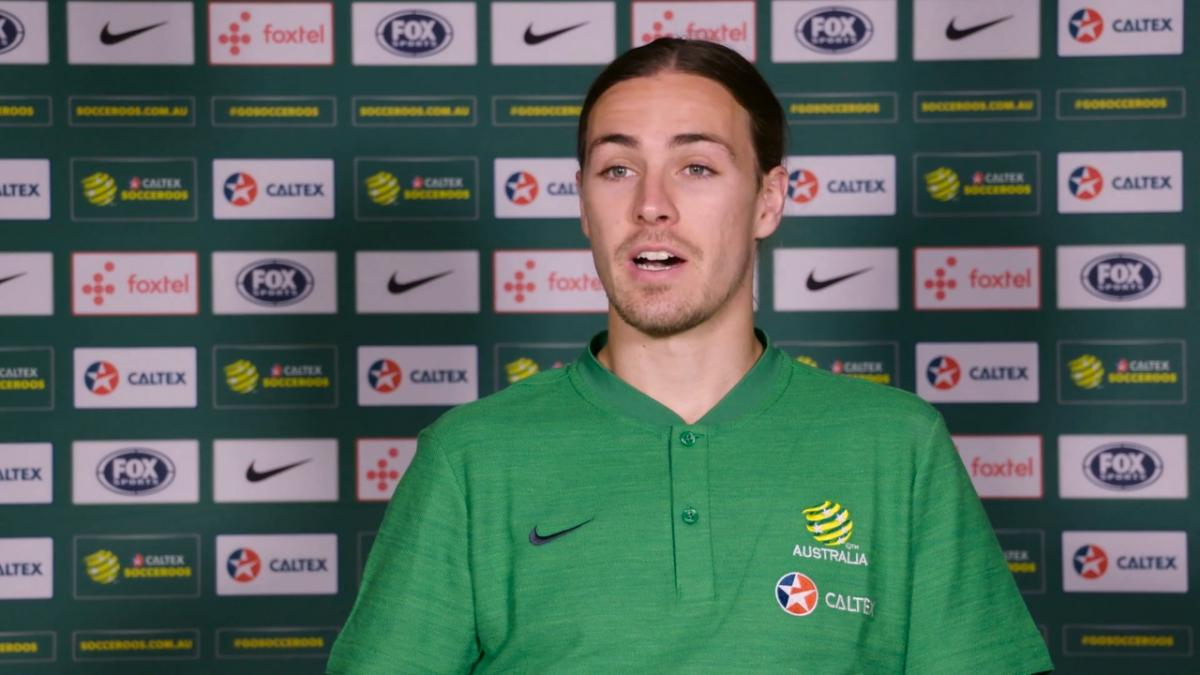 One on One: Jackson Irvine - excitement creeping into the camp