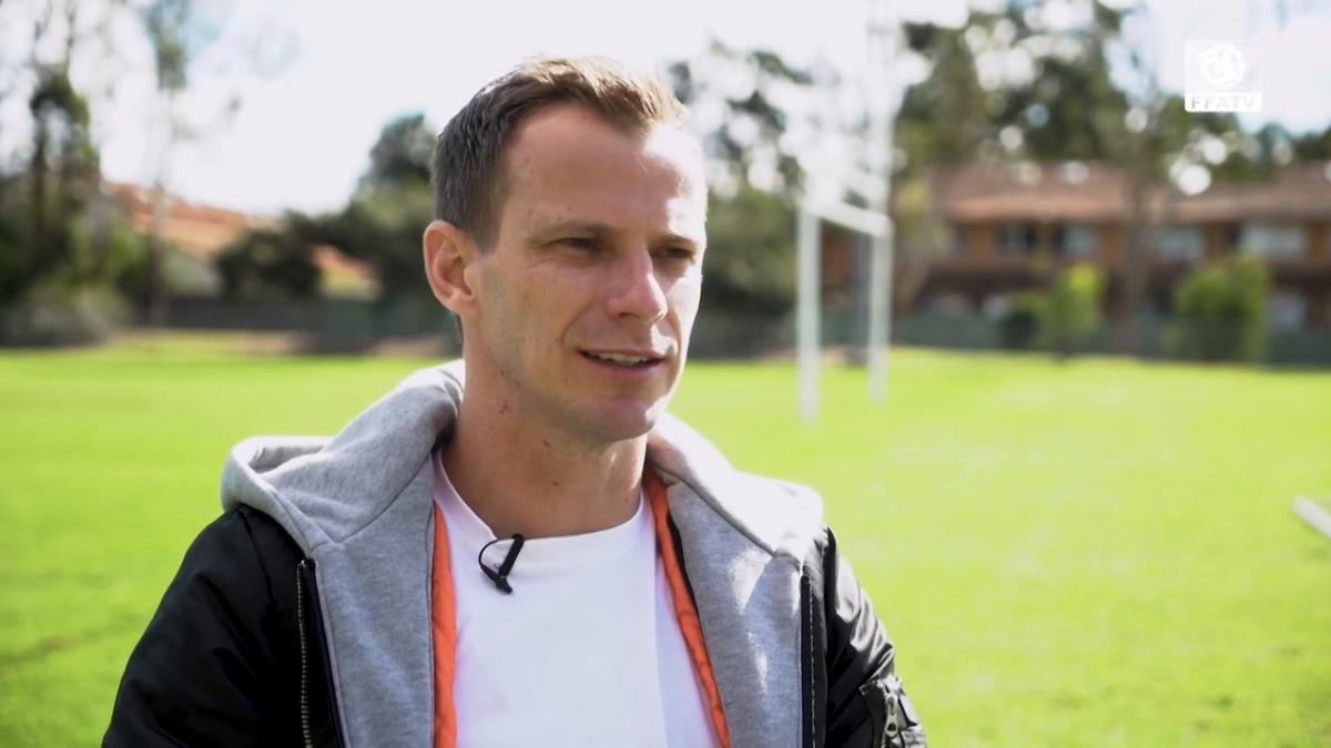 Alex Wilkinson: Football Passion