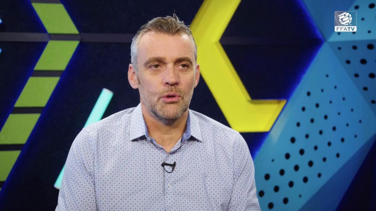 Simon Hill: The Socceroos