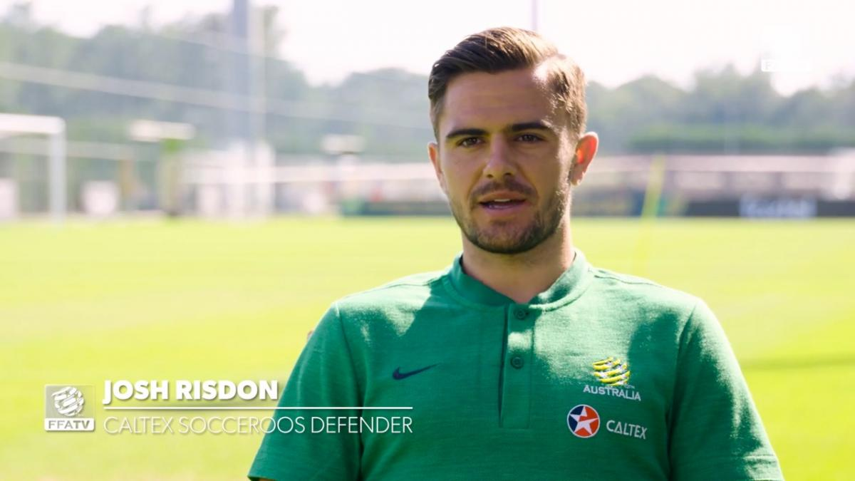 One on one: Josh Risdon - ready for competition