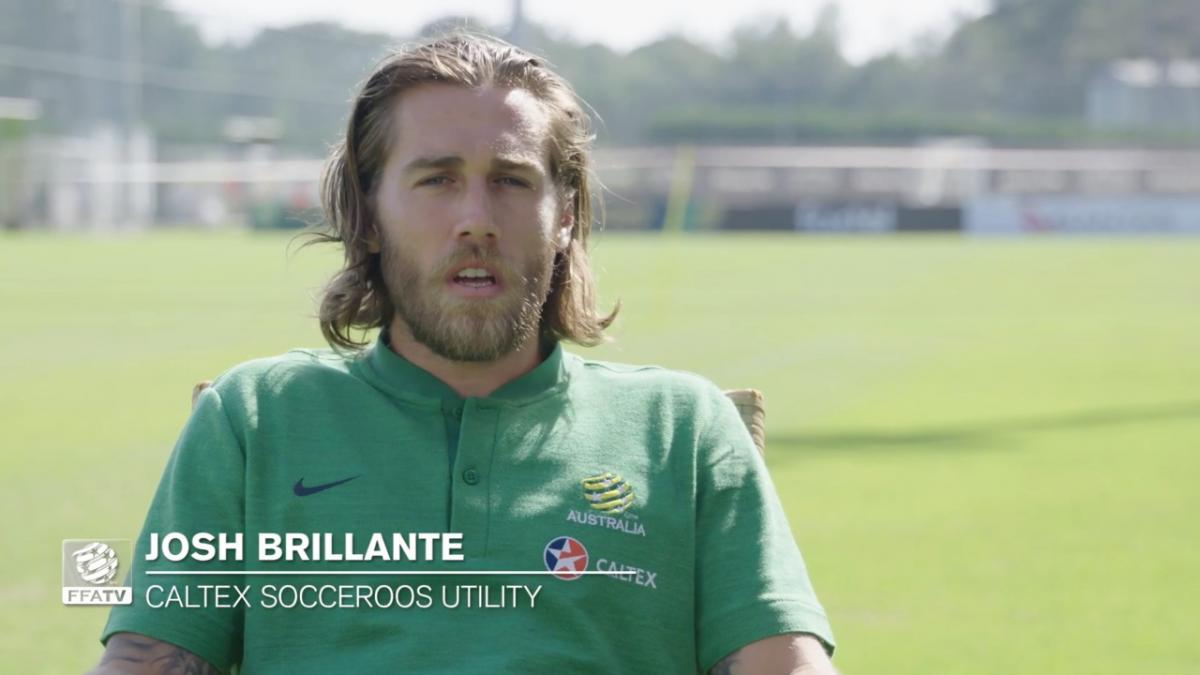 Josh Brillante: Australian Football Dream