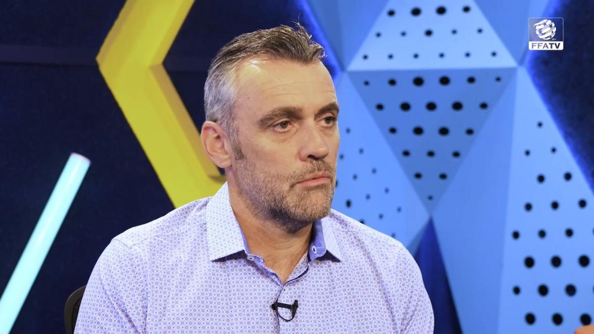 Simon Hill: Australian Football Dream