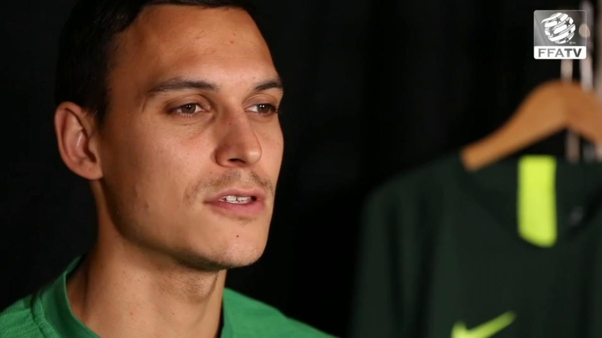 Trent Sainsbury on his time at the Central Coast Mariners