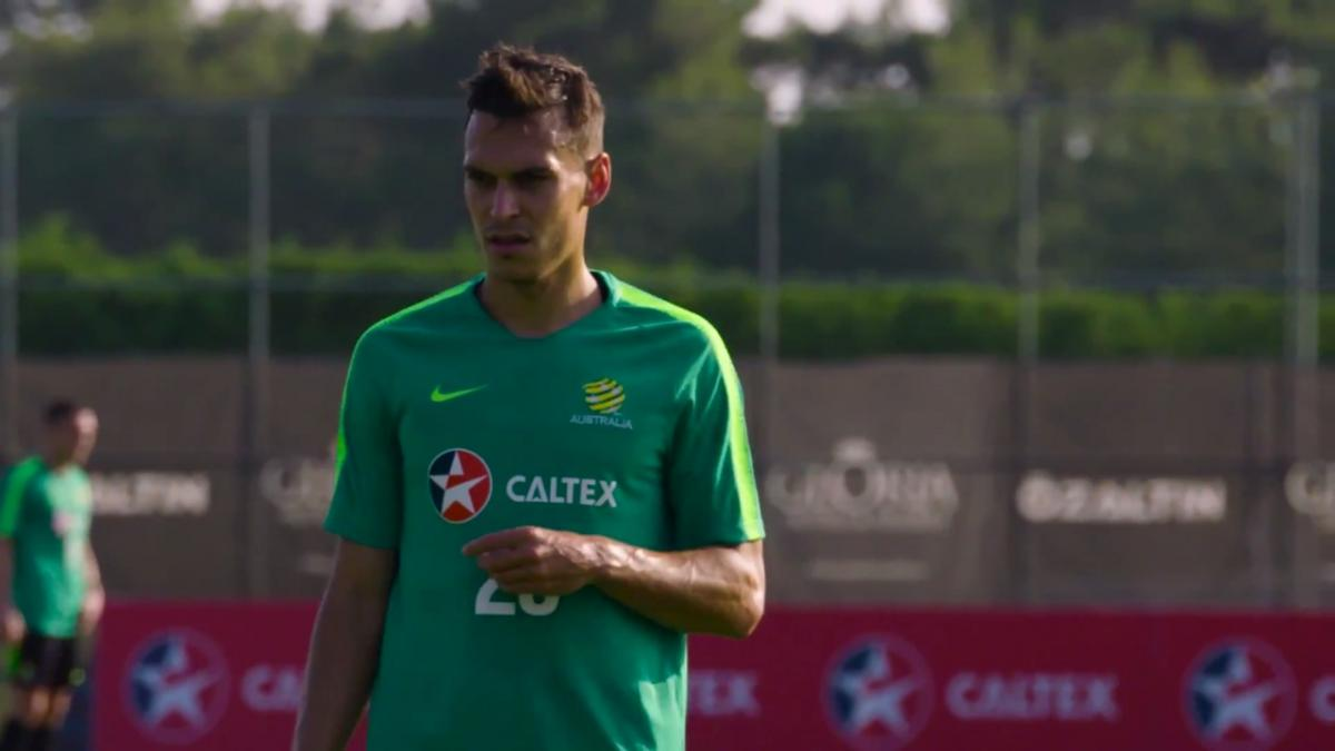 Trent Sainsbury Hyundai A-League highlights