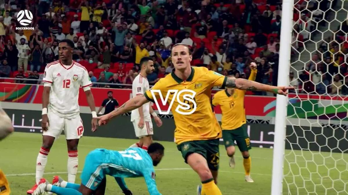 Mile Jedinak on growing up