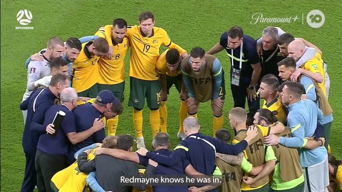 Mile Jedinak: The Socceroos