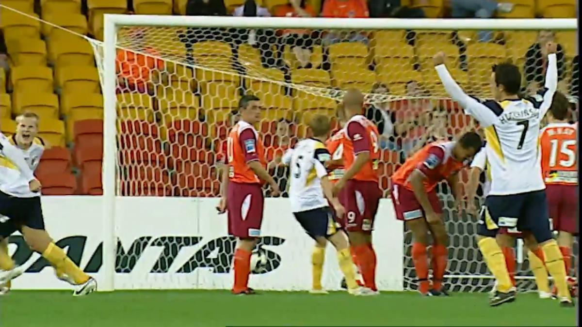 Mile Jedinak Hyundai A-League highlights