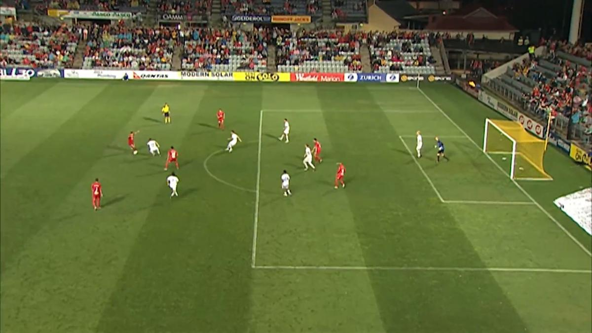 Mathew Leckie Hyundai A-League highlights