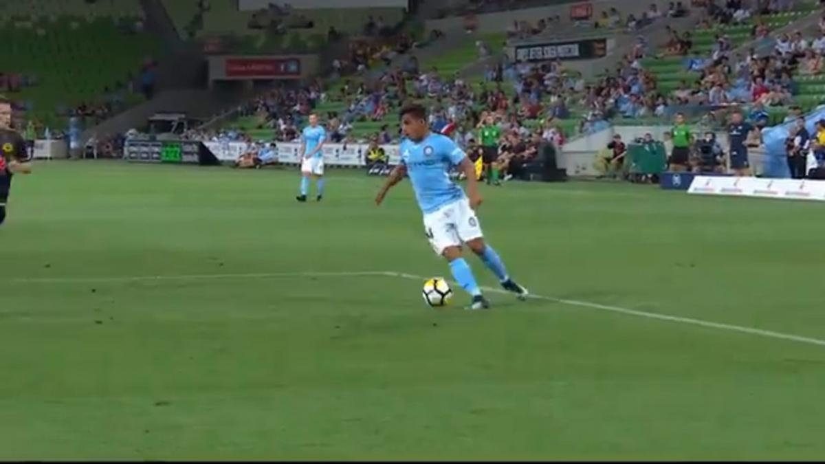 Daniel Arzani Hyundai A-League Highlights