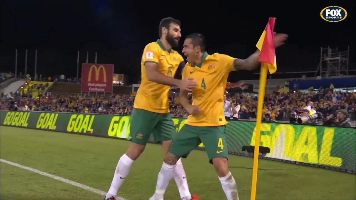 Tim Cahill World Cup Qualifying goals