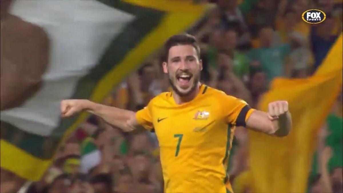 Mathew Leckie World Cup Qualifying goals