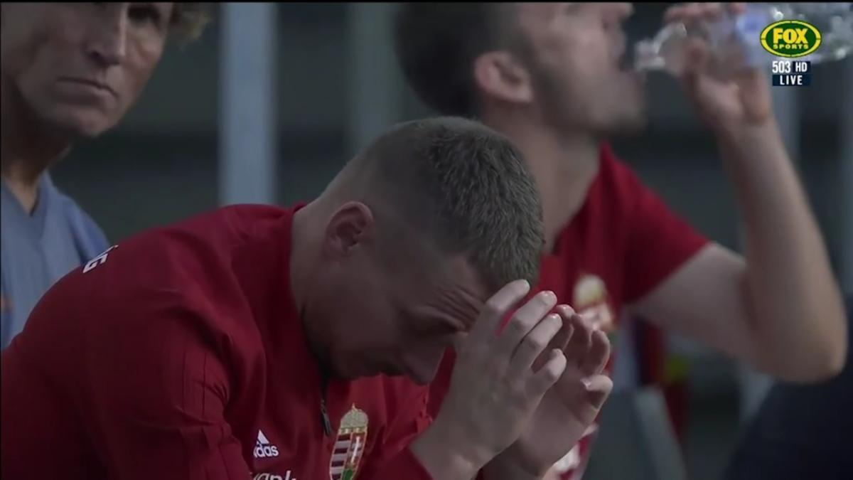 Hungary gifts Australia the winner