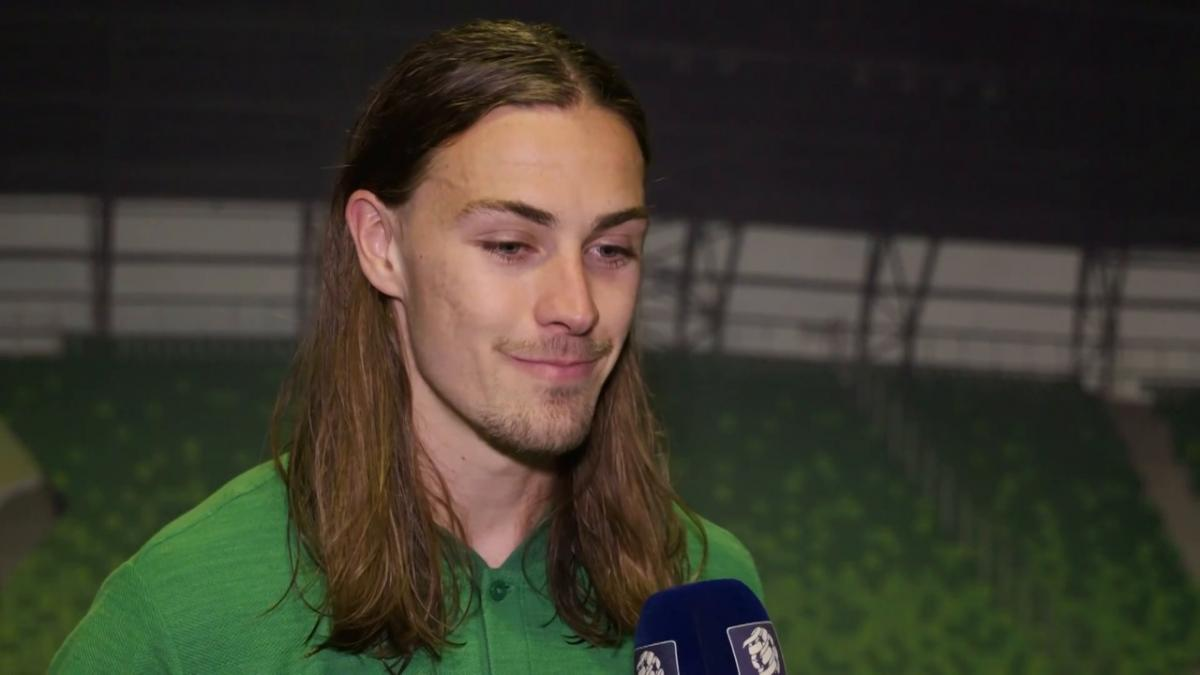 One on One: Jackson Irvine - winning mentality can take team a long way